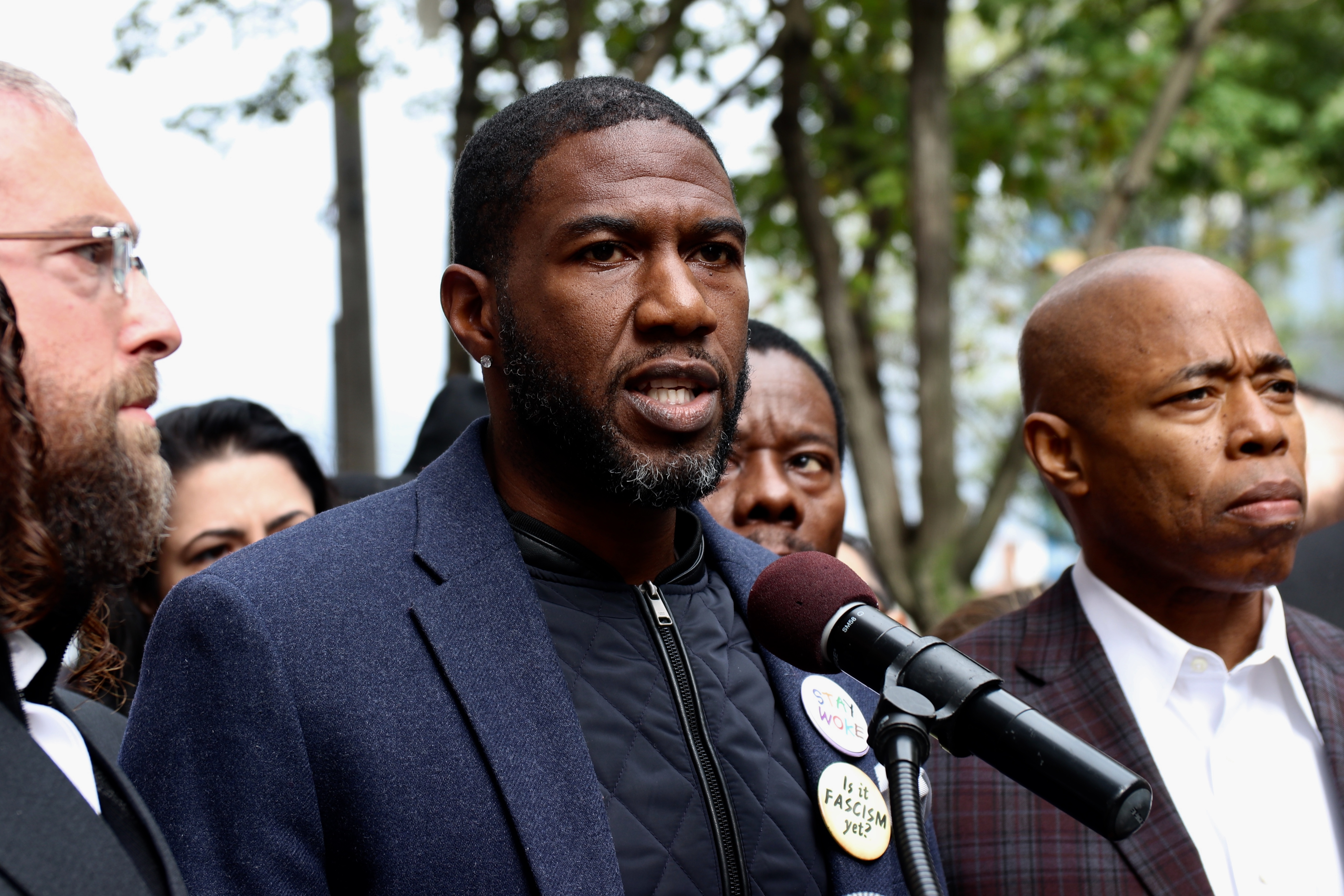 Jumaane Williams. (Photo: Zainab Iqbal/Bklyner)