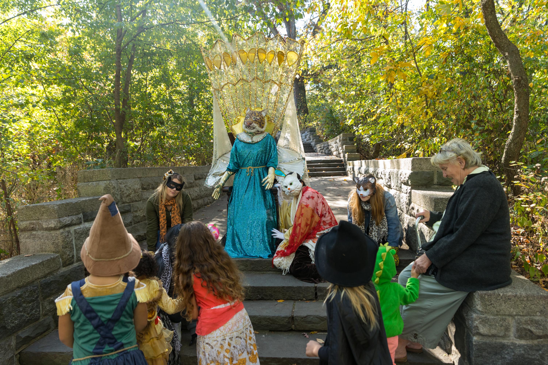 Prospect Park Halloween 2020 Activities Prospect Park Alliance hosts the 39th Annual Haunted Walk + Fair