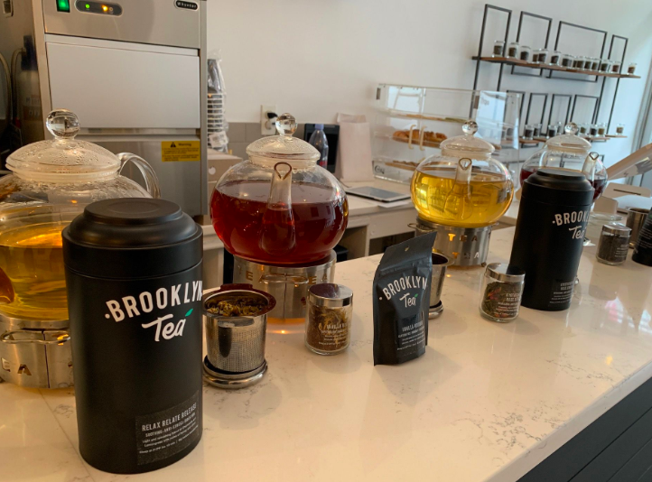 Brooklyn Tea at 524 Nostrand Avenue in Bedford Stuyvesant (Photo: compliments of Brooklyn Tea's website)