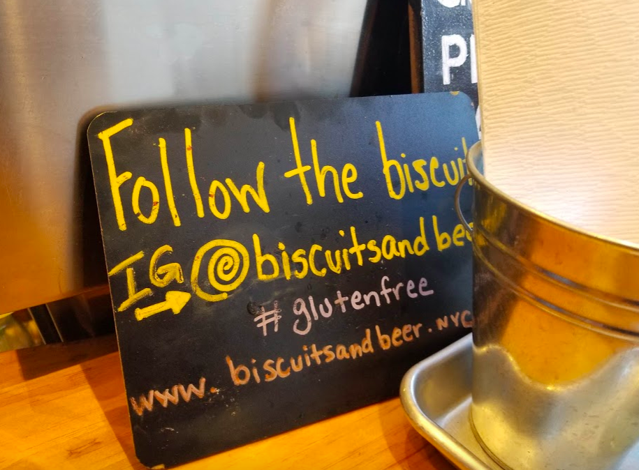 Daleview Biscuits and Beer (Photo: Liena Zagare)
